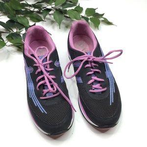 Dansko Shayla Orthotic Athletic Walking Sneakers
